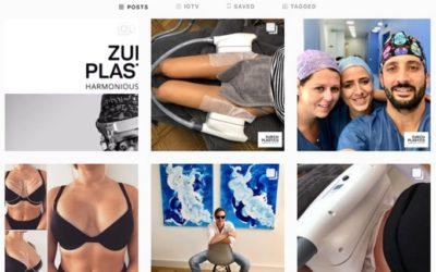 Instagram feed von Zurich Plastics